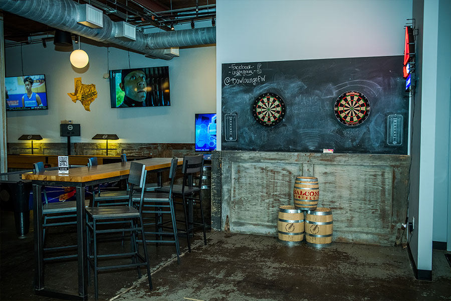 Fort Worth, TX | BOWLOUNGE | Eat - Drink - Patio - Bowl